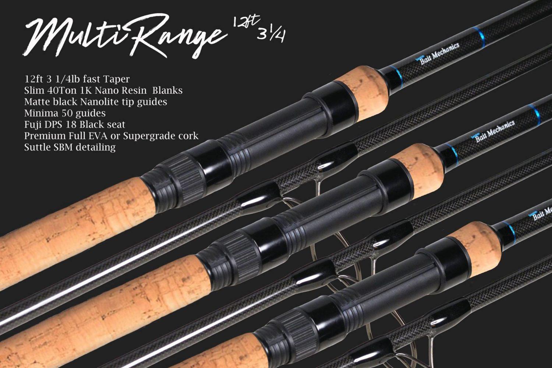 SBM Multi Range 12ft 3,25lb