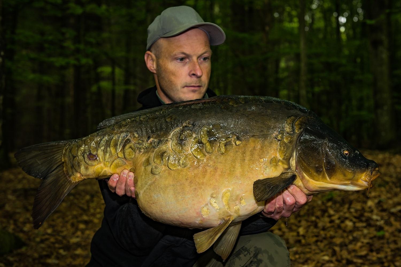 Mattias Berglund – 17,35 kg