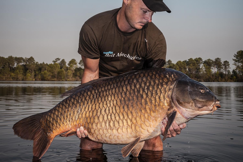 Mattias Berglund – 34,4 kilo – Rainbow Lake